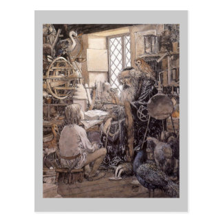 The Magic Shop Postcard