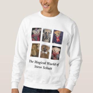 The Magical World of Steve Schutt Sweatshirt