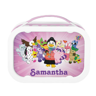 The Magical World of Webkinz Lunch Boxes