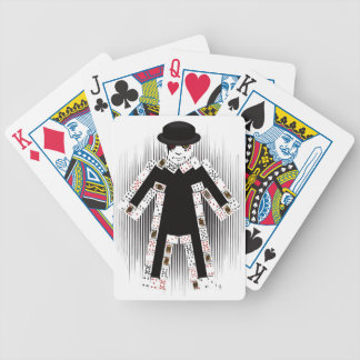The Magician Poker Cards