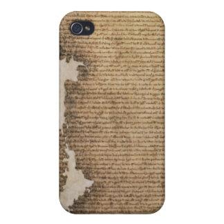 The Magna Carta of Liberties, Third Version iPhone 4 Cover