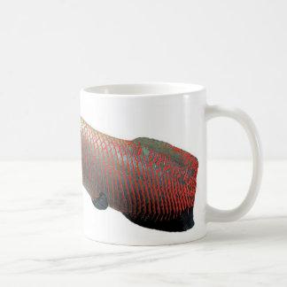 The magnetic cup of Pirarucu Mug