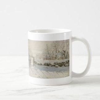 The Magpie (1869) Coffee Mug