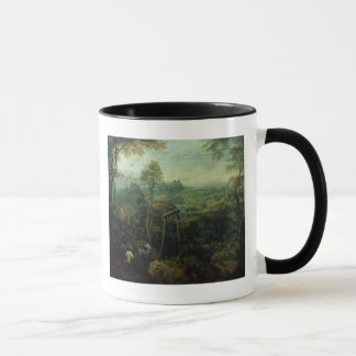 The Magpie on the Gallows, 1568 Mug