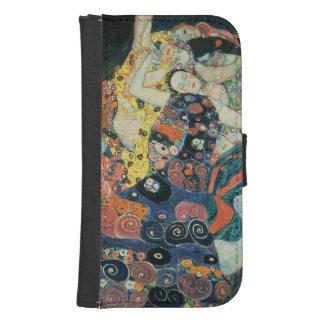 The Maiden, 1913 (oil on canvas) Samsung S4 Wallet Case