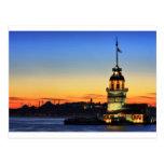 The Maiden's Tower-Kiz Kulesi Post Cards