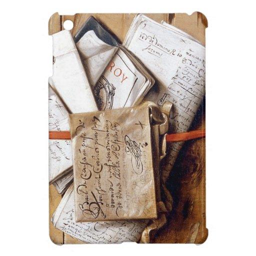 The Mail, Circa 1670 Cover For The iPad Mini
