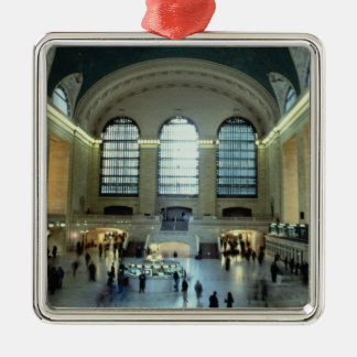 The Main Concourse (photo) Christmas Ornament