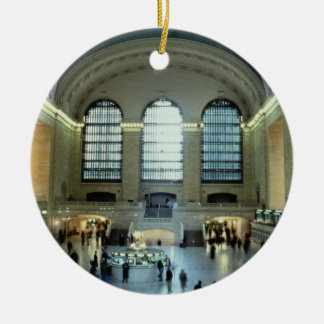 The Main Concourse photo Christmas Tree Ornaments