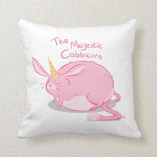 The Majestic Cabbicorn - Cushion