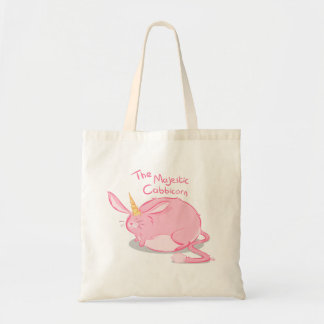 The Majestic Cabbicorn - Tote