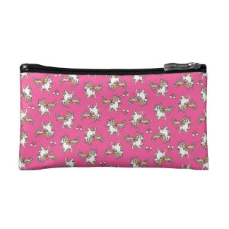 The Majestic Llamacorn Cosmetic Bag