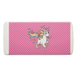 The Majestic Llamacorn Eraser