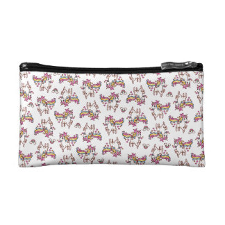 The Majestic Llamacorn Makeup Bag