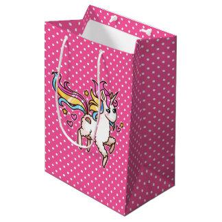 The Majestic Llamacorn Medium Gift Bag