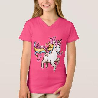 The Majestic Llamacorn T-Shirt
