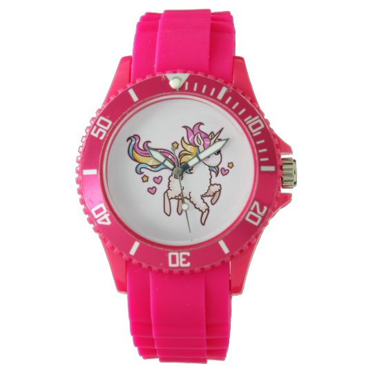 The Majestic Llamacorn Watch