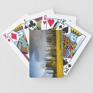 The Makai golf course in Princeville 2 Bicycle Playing Cards