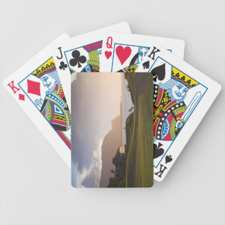 The Makai golf course in Princeville 3 Bicycle Playing Cards