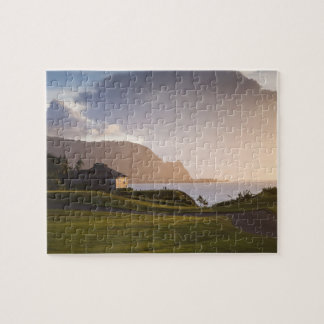 The Makai golf course in Princeville 3 Jigsaw Puzzle