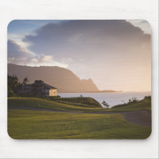 The Makai golf course in Princeville 3 Mouse Mat