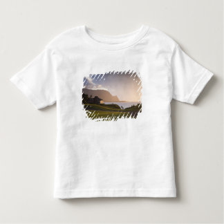 The Makai golf course in Princeville 3 Toddler T-Shirt