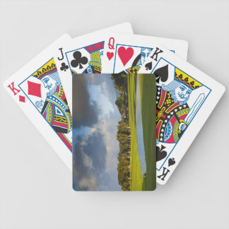 The Makai golf course in Princeville 4 Bicycle Playing Cards