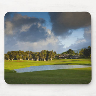 The Makai golf course in Princeville 4 Mouse Mat