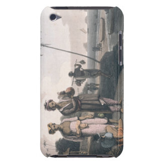 The Malays of Java, engraved by the artists, pub. iPod Touch Cases