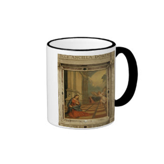 The Malchiostro Annunciation, c.1520 (oil on panel Coffee Mugs