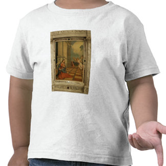 The Malchiostro Annunciation, c.1520 (oil on panel Shirt