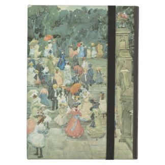 The Mall, Central Park by Maurice Prendergast iPad Air Cover