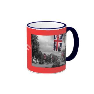 The Mall London Mug