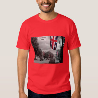 The Mall, London T Shirt