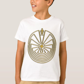 The Man in the Maze T-Shirt