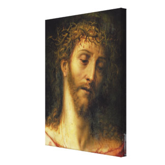 The Man of Sorrows Canvas Print