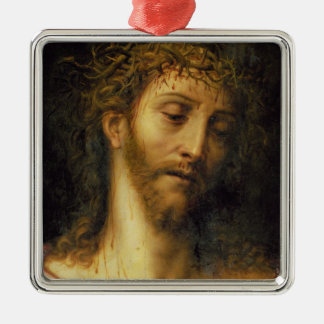 The Man of Sorrows Christmas Ornament