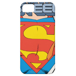The Man of Steel #1 Collector's Edition iPhone 5 Case