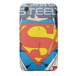 The Man of Steel #1 Collector's Edition iPhone 3 Cases