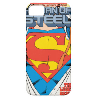 The Man of Steel #1 Collector's Edition iPhone 5 Cases