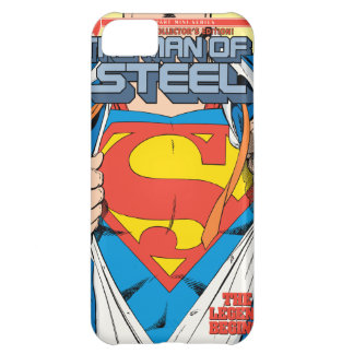 The Man of Steel #1 Collector's Edition iPhone 5C Case