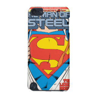 The Man of Steel #1 Collector's Edition iPod Touch (5th Generation) Covers
