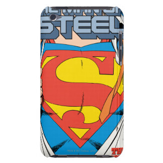 The Man of Steel #1 Collector's Edition iPod Touch Case-Mate Case