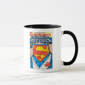 The Man of Steel #1 Collector's Edition Mug