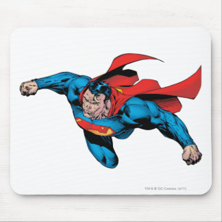 The Man of Steel Comic Style Mouse Mat