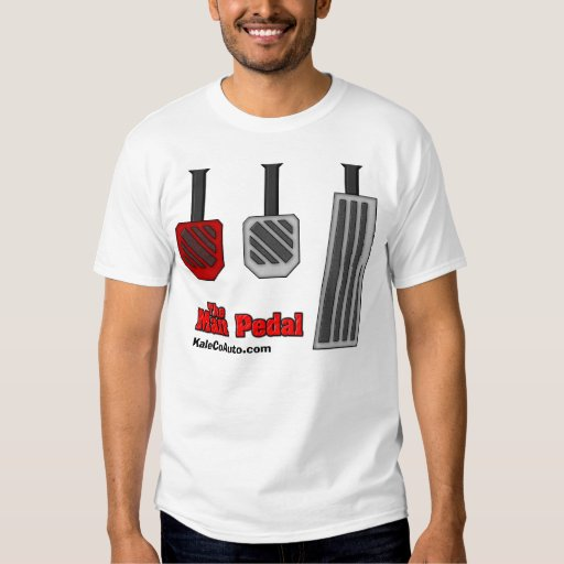 The Man Pedal Tee Shirt