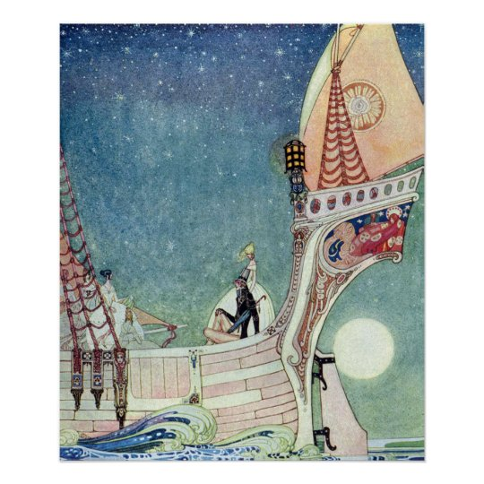 The Man Who Never Laughed by Kay Nielsen