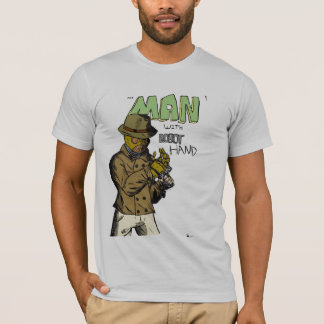 The Man with Robot Hand! T-Shirt