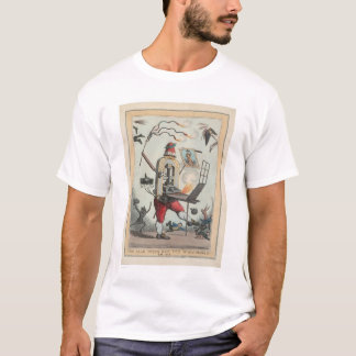 The Man Wots Got the Whip Hand of 'Em All (1297) T-Shirt