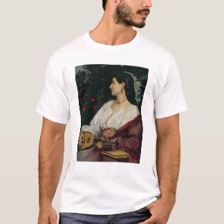 The Mandolin Player, 1865 T-Shirt